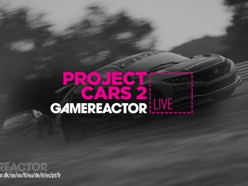 Gamereactor Live: Fullt ställ i Project Cars 2