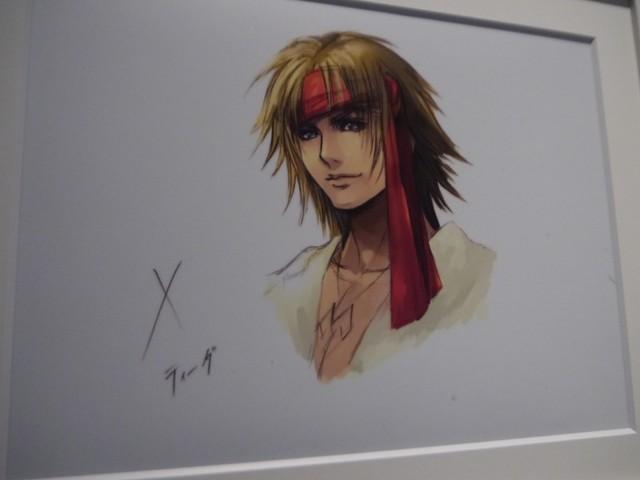 Final Fantasy-utställning visar upp Tidus och Yuna som vuxna
