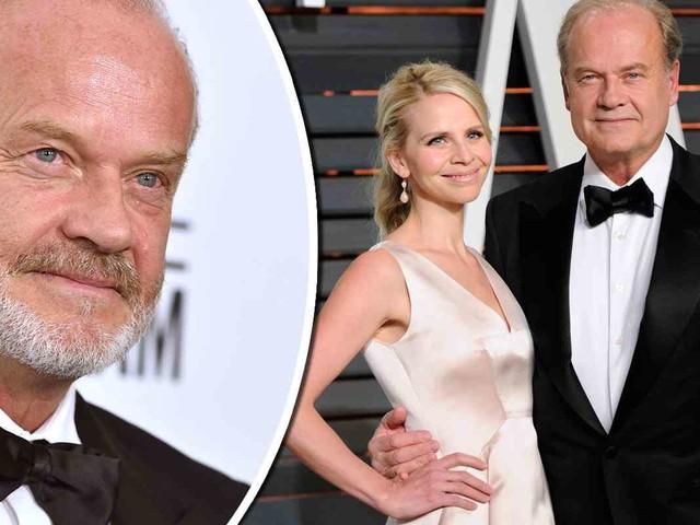 """""""Frasier""""-stjärnan har fått sitt sjunde barn"""