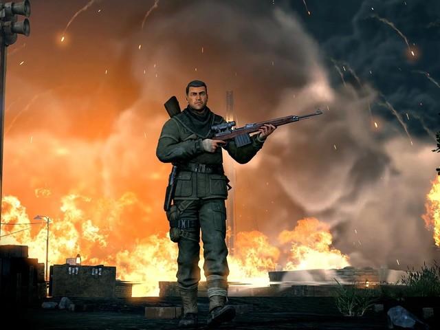 Sniper Elite 5, Sniper Elite V2-remaster med mera utannonserat