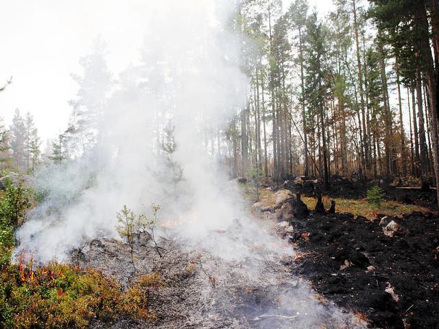 Risk för bränder i nästan hela landet