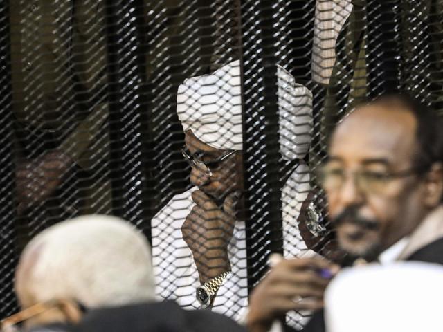 Sudans störtade härskare får sin dom
