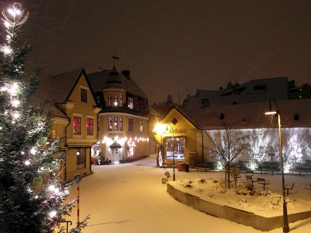Här är Visbys levande julkalender