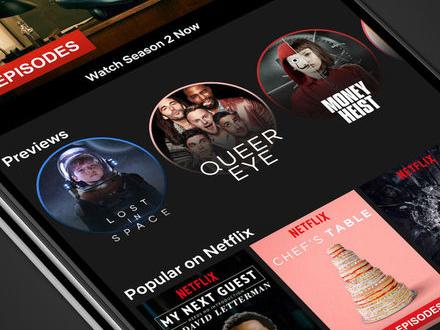 Netflix börjar med reklam