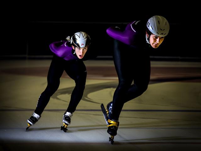 Malmöskrinnarna som siktar mot OS