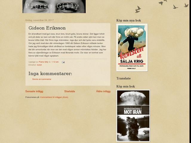 Gideon Eriksson