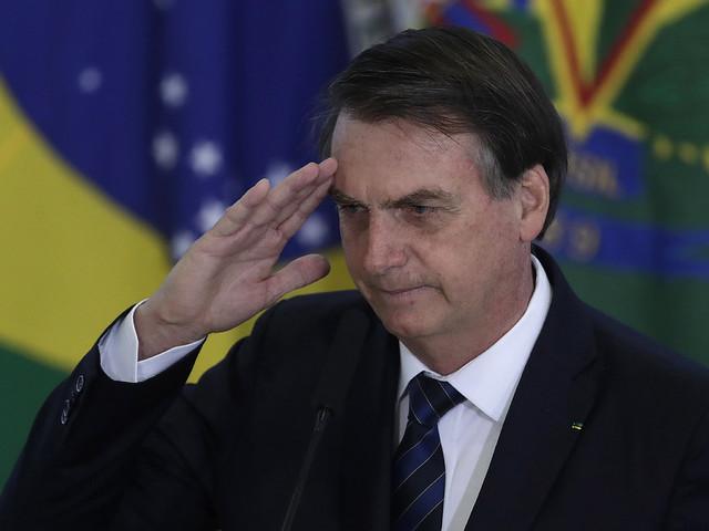 Bolsonaro: Ingen svält i Brasilien