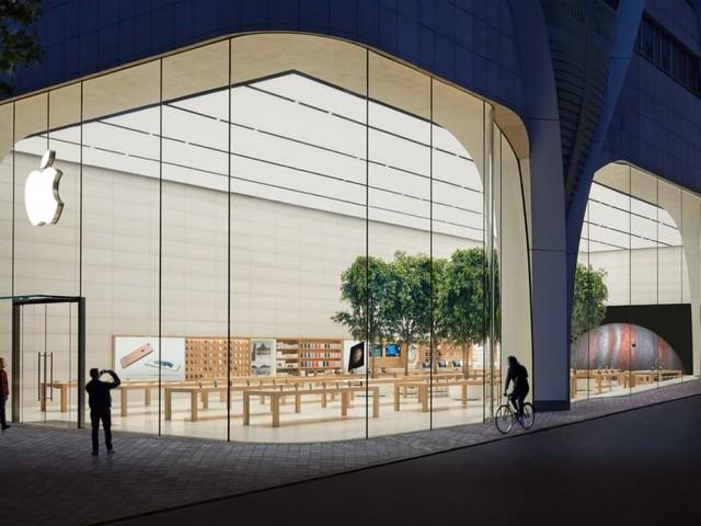 Ny topplacering för Apple på Fortune Global 500