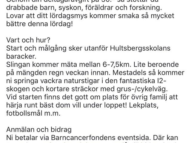 Karlstad Run of Hope