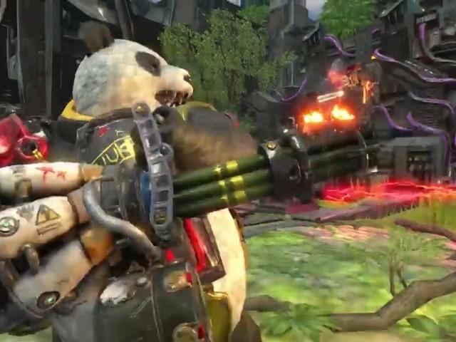 Contra: Rogue Corps utannonserat till Nintendo Switch