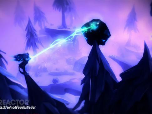Ny trailer visar upp det drömlika äventyrsspelet Fe
