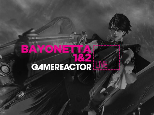 Gamereactor Live: En dubbel dos av Bayonetta