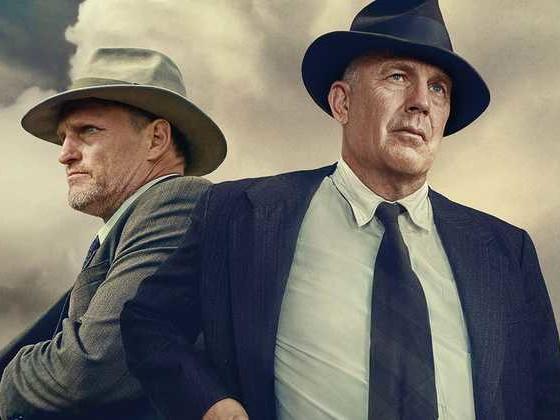 Kevin Costner och Woody Harrelson jagar bovar i ny trailer