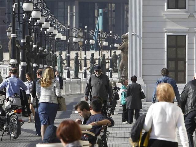 Grekland och Makedonien möts över namndispyt