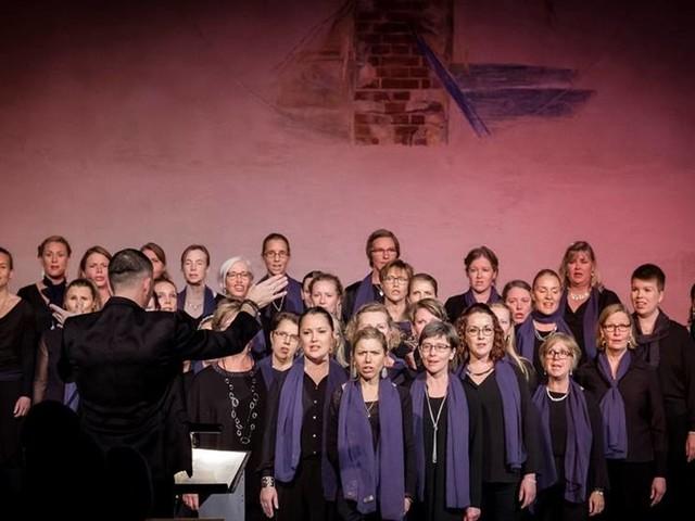 La Cappella bjuder in till höstkonsert