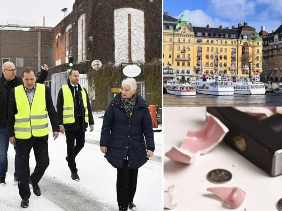 Varför ökar de ekonomiska klyftorna i Sverige? Vad bör göras?