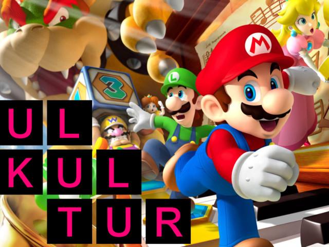 Fulkultur om spelikonen Super Mario