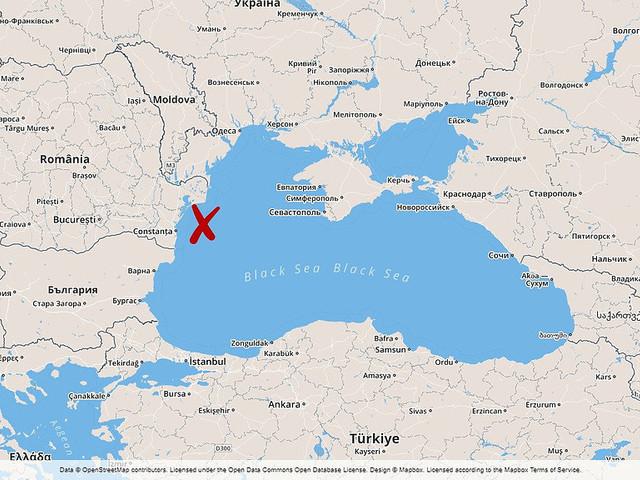 Ny flyktväg till Europa – flyktingar kommer via Svarta havet