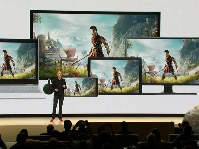Assassin's Creed Odyssey-upplösningen sjönk under Stadia-demonstration