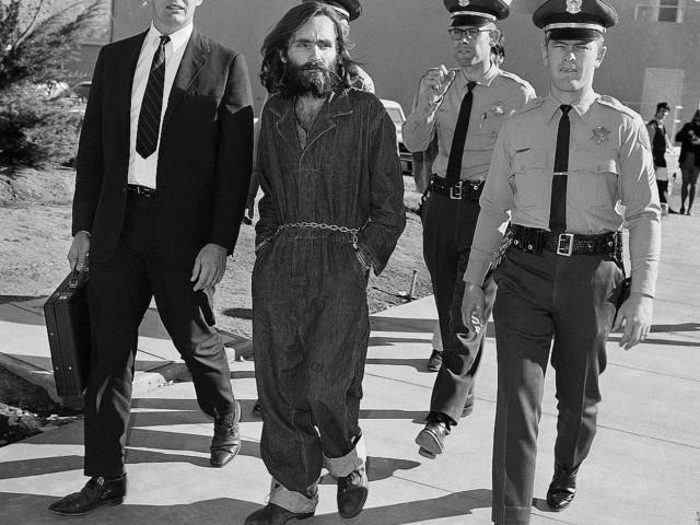 Charles Manson är död