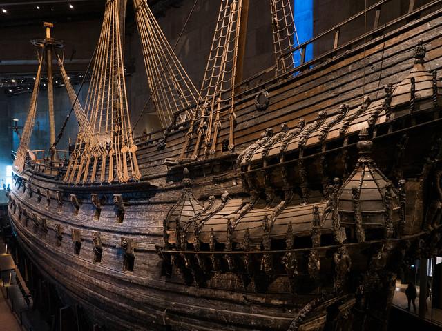 Vasamuseet är Sveriges mest populära museum