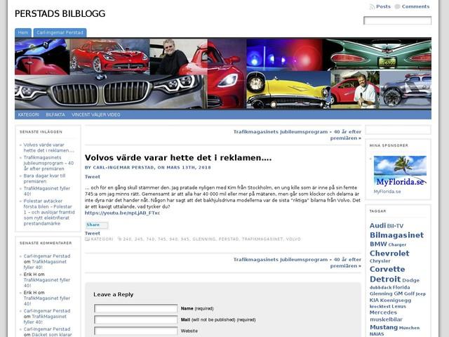 Volvos värde varar hette det i reklamen….