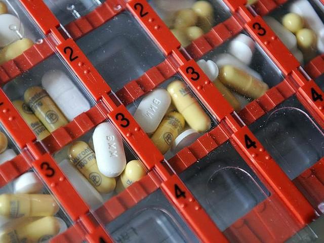 Fler allvarliga biverkningar av medicin