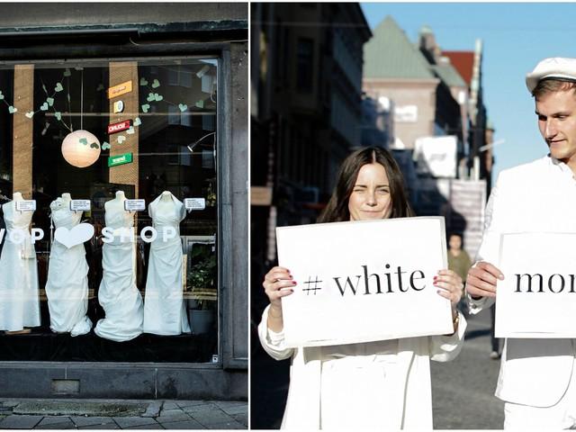 Malmöföretag vill motverka konsumtionshetsen på Black Friday – startar White Monday