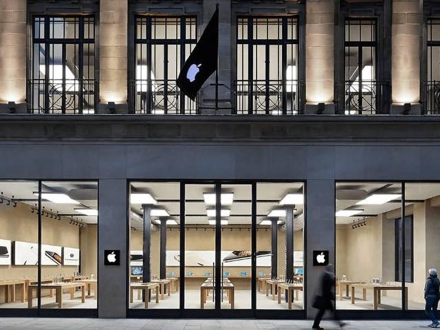 Nu är samtliga Apple-butiker öppna igen