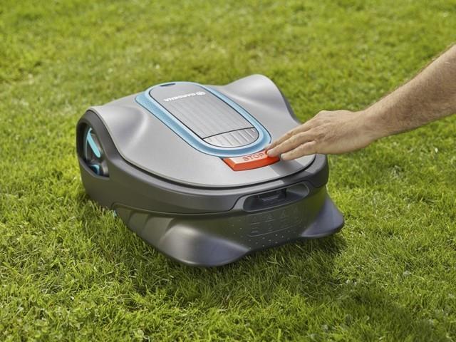 Gardena Sileno Life – spolsäker robotgräsklippare för den medelstora gräsmattan