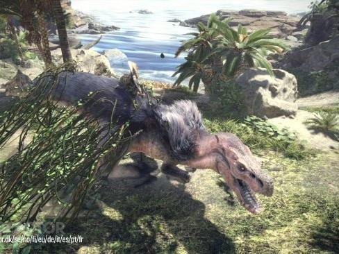 Gratis DLC-monster till Monster Hunter: World