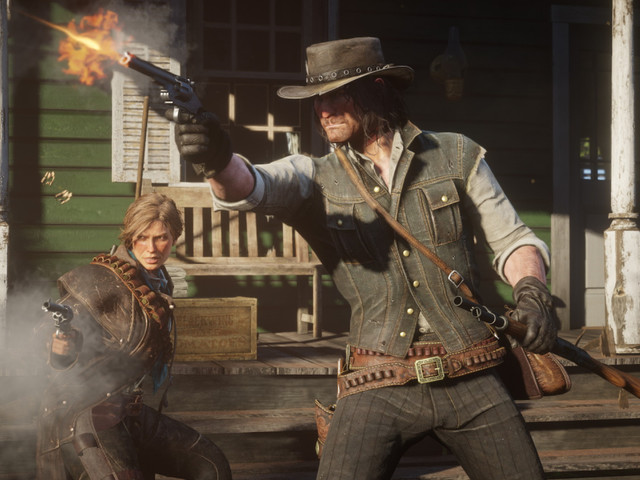 Red Dead Redemption 2 får rekordhögt lagringskrav till PC/Windows