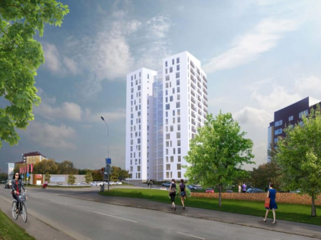 Bygg-Arvid bygger 112 lägenheter i Borås