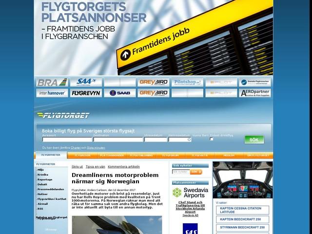 Dreamlinerns motorproblem närmar sig Norwegian