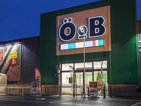 ÖOB expanderar – öppnar nytt varuhus i Märsta