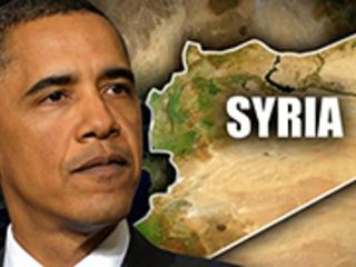 Obamas stora stöd till terrorister i Syrien