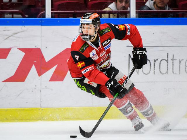 14 NHL-scouter på plats – Redhawks har en diamant