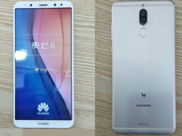 G10 ser ut att bli Huaweis första smartphone med 18:9