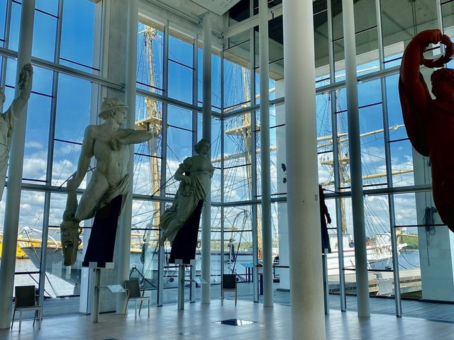 Marinmuseum i Karlskrona – marinhistoria, ubåtar, fartyg