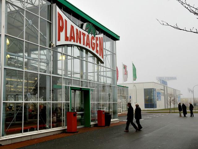 Plantagen öppnar butik på Triangeln