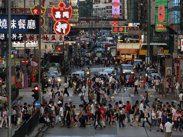 """""""Risk att Hongkong tappar roll som finansnav"""""""