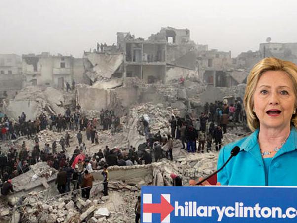 Hillary Clinton sålde vapen till IS