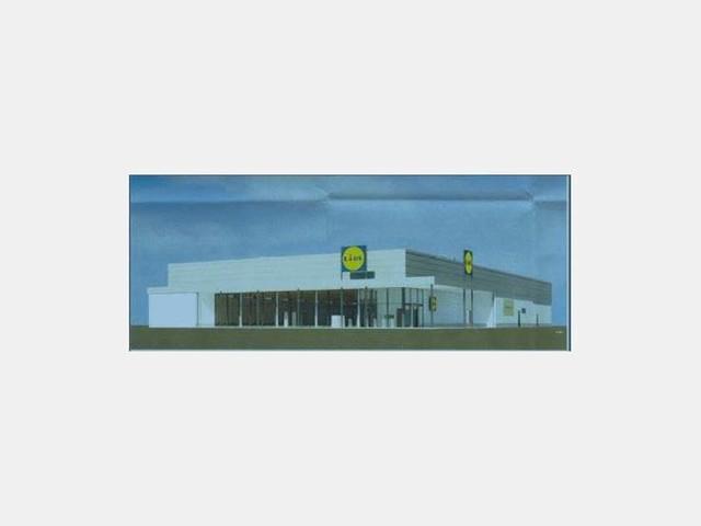 Ny stor butik planerar att öppna i Luleå