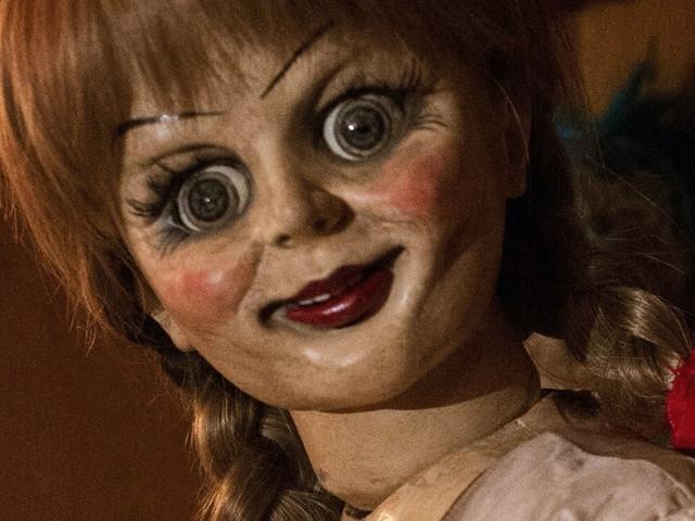 Ny teaser avslöjar titeln till Annabelle 3