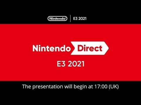 Kolla in årets Nintendo Direct inför E3 2021