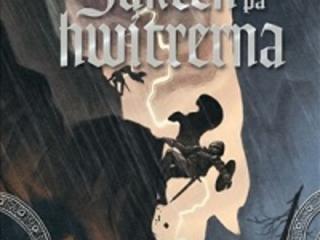 "Johan Theorin ""Jakten på hwitrerna"""