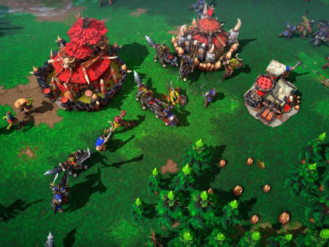Warcraft 3 Reforged dyker upp i videoform