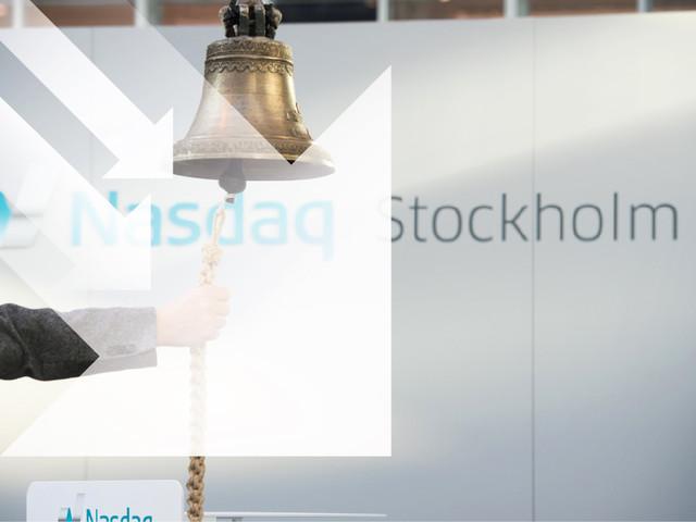 Nedåt på börsen när handelsspänningen ökar