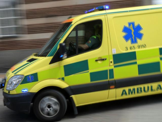 Drunkningstillbud på badhuset i Trelleborg – barn fick syrgas
