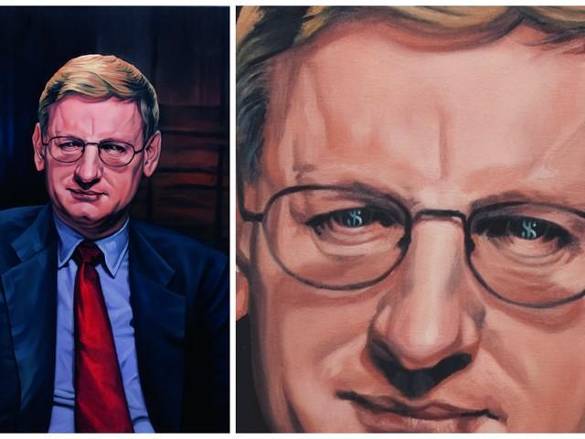 I Carl Bildts pupiller lyser dollartecknen